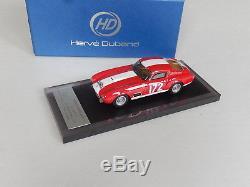 1/43 AMR Ferrari 250 gt TDF Tour de France 1957 0607GT no Hiro Bosica BBR