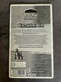 1 Booster Pokemon H. S Dechainement Neuf Sous Blister Ill. Suicune