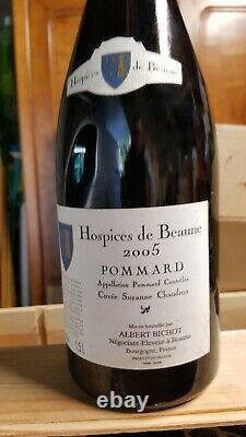 1 MAGNUM POMMARD HOSPICES DE BEAUNE CUVEE Suzanne Chaudron 2005 A BICHOT
