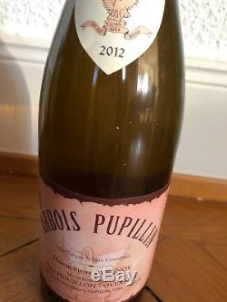 1 bouteille Pierre Overnoy Chardonnay 2012 Jura France