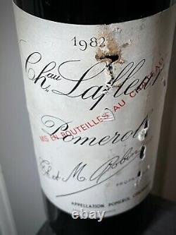 1982 Chateau Lafleur Pomerol, Bordeaux
