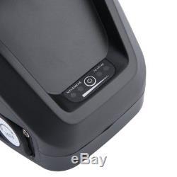 48V 13Ah 624W Batterie Vélo Electrique E-Bike Lithium 54.6V Kit Neuf Noir FRANCE