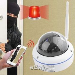 4CH Surveillance CCTV Kit système de caméra de sécurité WIFI domotique EN FRANCE