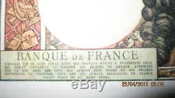 500nouveaux Francs Sur 50000 Francs Moliere