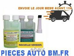 Additif Traitement Mecarun C99 + Eco 10 000 Diesel Reduit Décrasse Fap Vanne Egr