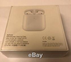 AirPods 2 Écouteur Sans Fil Avec Bluetooth Neuf Scellé Sous Blister