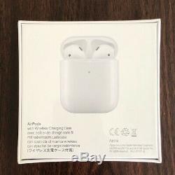 AirPods 2 Écouteur Sans Fil Bluetooth Neuf Scellé Sous Blister Avec Chargeur