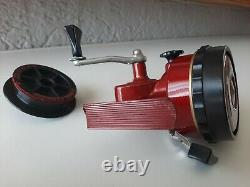 Ancien moulinet CONTACT 400 EXPRESS capote France reel vintage mulinello