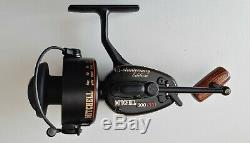 Ancien moulinet peche MITCHELL 300 PRO FRANCE reel fishing vintage mulinello