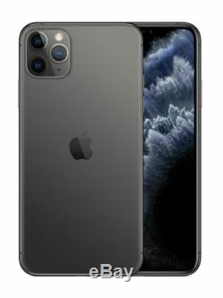 Apple iPhone 11 Pro Max 256Go Gris sidéral (Désimlocké) A2218 (CDMA + GSM)