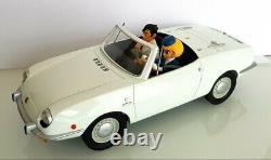 Aroutcheff-Walthéry-Natacha en Fiat Spider(13 ème apôtre)-199 exemplaires-Neuve