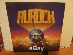Auroch-aurochlp12(exange)1ére press. Originale. France. Slimsp85015. De 1985