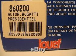 Autorail Bugatti Jouef Etat Neuf En Boite D'origine France