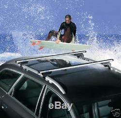 BARRES DE TOIT ALUMINIUM BMW X5 de 2000 à 11/2013