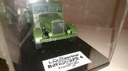 BERLIET GPE 4 Leveur Porteur MASTER FIGHTER 1/48 FRANCE 1940