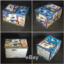 BOITE Foot WORL CUP 1998 PANINI neuve 100 pochettes Box Panini FRANCE 98