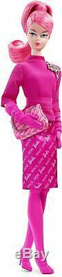 Barbie Signature 60eme Anniversaire Poupée Collection Fashion Rose Mattel FXD50