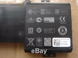 Batterie D'ORIGINE Dell AlienWare 6JHDV 17 R2 92Wh Genuine NEUVE en France