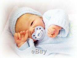Bébé Reborn James de Sandy Faber / High Quality Baby Reborn