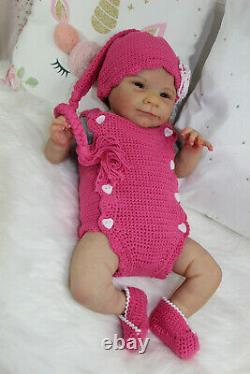Bébé reborn Ava de Cassie Brace