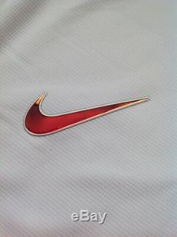 Bnwot Nike France Psg Paris 16/17 Third 3rd Verratti 6 Match Player Issue, L