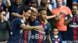 Bnwt Nike Fff France Psg Paris 18/19 Home Match Player Issue Pro Stock M Or L