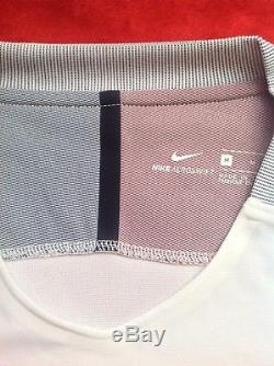 Bnwt Nike Fff Maillot Equipe France 17/18 Vapor Pro Stock Player Issue Match