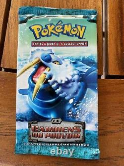 Booster Pokemon Ex Gardiens Du Pouvoir Neuf & Scelle Fr