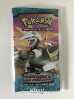 Booster Pokémon Ex Gardiens du Pouvoir Neuf & Scelle FR