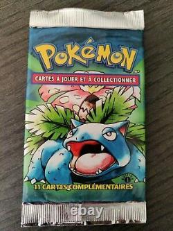 Booster Pokémon SET DE BASE Édition 1 NEUF FR
