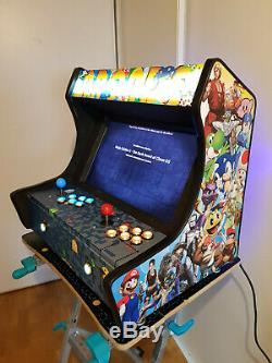 Borne d'arcade Bar-Top Pi 3B+