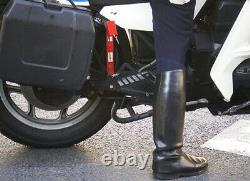 Bottes Paraboot Police French Boots Mollet L Calf Eu 42 Us 8.5 Uk 8 Bluf Fetish