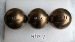 Boules de Pétanque OBUT ATX Neuves D 73mm P 700g
