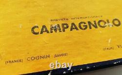 Campagnolo Gran Sport hubs 1951 NOS NIB Cognin France Rene Herse Alex Singer
