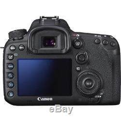 Canon EOS 7D Mark II Garantie Canon France