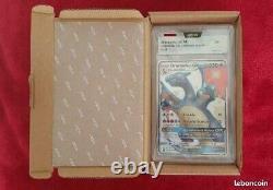 Carte pokémon Dracaufeu Shiny SV49/SV94 Gradée PCA 10 SUP