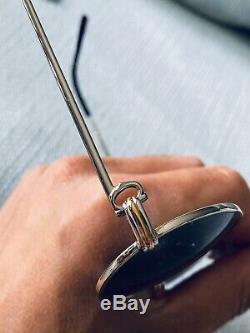 Cartier Lunettes Saint Honore Platinum N. O. S 1990 Limitee Rare Giverny Vintage