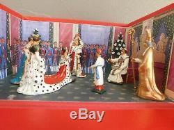 Cbg Mignot 1er Empire Diorama Le Sacre De L'empereur Napoleon 1er