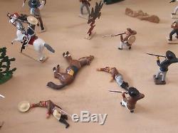 Cbg Mignot Neuf Le Grand Diorama De La Bataille De Camerone