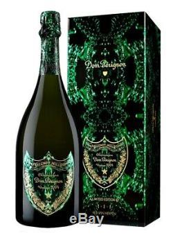 Champagne DOM PERIGNON vintage 2004 IRIS VAN HERPEN