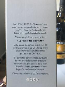 Chartreuse Reine Des Liqueurs 2018