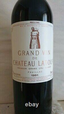 Chateau Latour 1991