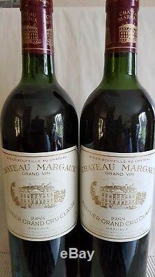 Chateau Margaux 1988