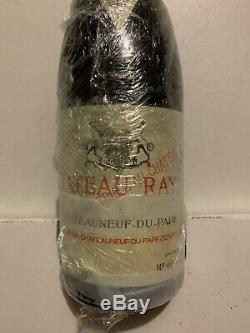 Chateauneuf Chateau Rayas rouge 2007 TRES RARE Emmanuel REYNAUD