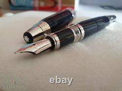 Collection Antoine de St Exupéry 800 set of 3 pens Montblanc limited edition