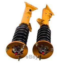 Combines Filetes Damper Adjustable Coilover Pour BMW 3-Series E36 Suspension Kit
