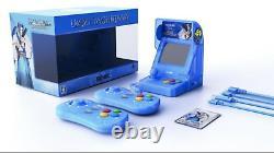 Console NeoGeo mini Samurai Shodown Limited Edition Bundle bleu