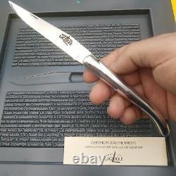 Couteau Pliant Design Forge De Laguiole France Philippe Starck Signature