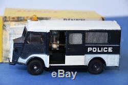 DINKY TOYS FRANCE 1200 kg réf. 566 currus POLICE neuf A+ en boite d'origine