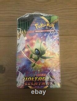 Demi-display Pokemon Voltage Éclatant 18 Boosters